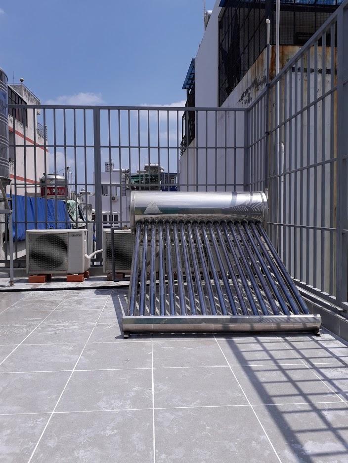Máy nóng lạnh năng lượng mặt trời – Phương án tối ưu cho ngôi nhà của bạn 1